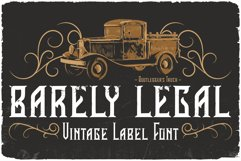 Barely Legal Product Image 3