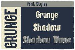 Seaman Label Font Product Image 3