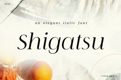Shigatsu Product Image 1