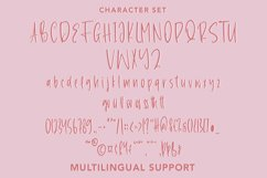 Coauthor - Cute Handletter Font Product Image 2