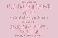 Web Font Coauthor - Cute Handletter Font Product Image 2