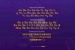 Web Font Codjoey - Modern Display Font Product Image 5