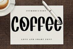 Coffee - Fresh Handwritten Font Product Image 1