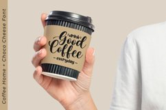 Coffee Home | An Elegant Calligraphy Font Product Image 2