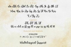 Coffee Home | An Elegant Calligraphy Font Product Image 4