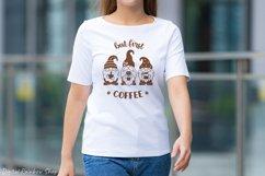 coffee gnome svg cut file for cricut