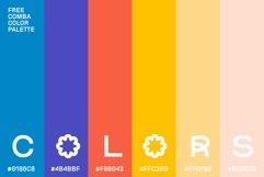 COMBA display Type & Logos Product Image 2