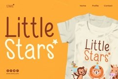 Web Font Comikes - Cute Display Font Product Image 3