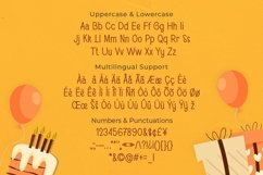Web Font Comikes - Cute Display Font Product Image 5