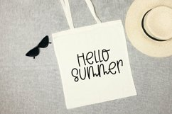Web Font Coming Home - A Quirky Handlettered Font Product Image 4