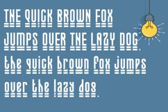 CONICAL CONDENSED FONT Product Image 3