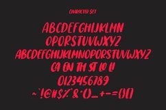 Cool Unkle Handwritten Display Font Product Image 5