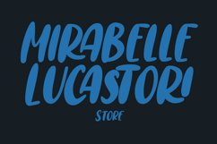 Cool Unkle Handwritten Display Font Product Image 3