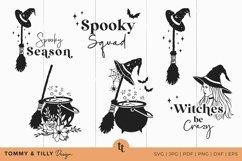 Halloween SVG Bundle 40 Designs Cut Files Product Image 5