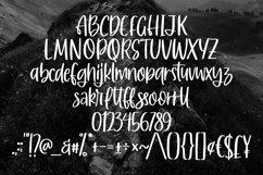 Cotton Salties - Sweet Handmade Font Product Image 5