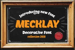 Mecklay Product Image 1