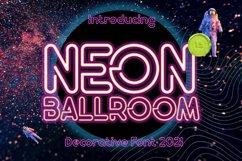 Neon Ballroom Product Image 1