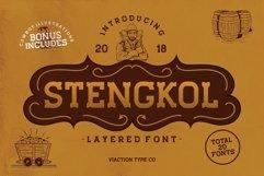 Creative Font Collection Bundle Product Image 4