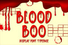 Blood Boo Product Image 1