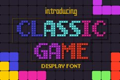 Classic Game Product Image 1