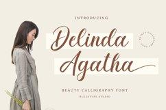 Delinda Agatha - Modern Calligraphy Product Image 1