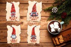 Christmas Gnome Family. Christmas Gnomes. Christmas family Product Image 3