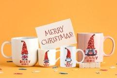 Christmas Gnome Family. Christmas Gnomes. Christmas family Product Image 4