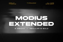 Modius Extended Product Image 1