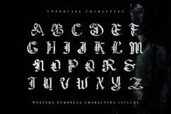 Blackseeds - Blackletter Font Product Image 6