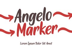 Angelo Marker Product Image 1