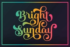 Bright Sunday Product Image 1