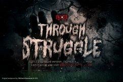 Through Struggle Product Image 1