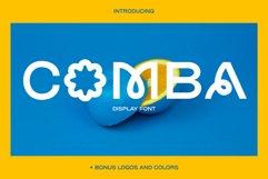 COMBA display Type & Logos Product Image 1