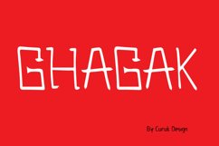 Ghagak Product Image 1