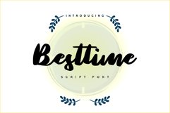 Best time Product Image 1