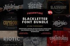 Blackletter font bundle Product Image 1