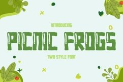 PICNIC FROGS Product Image 1