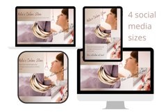 Animated Social Media Kit Canva Templates Sellers Theme Product Image 3