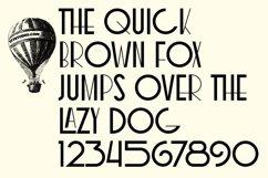 COXXON Art Deco Font Product Image 5