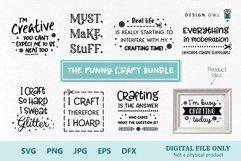 Funny Craft Bundle - SVG files Product Image 1
