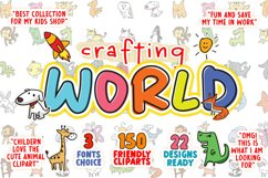 Crafting World Product Image 1