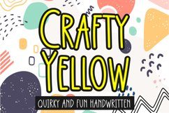 Crafty Yellow Product Image 1