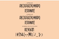 Web Font Cramped - a quirky handwritten font Product Image 4