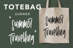 Crazy Summer - Summer Display Font Product Image 2