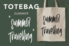 Web Font Crazy Summer - Summer Display Font Product Image 2