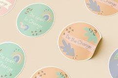 Cream Puff | Fun Sweet Lettering | Multilingual & Ligatures Product Image 4