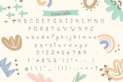 Cream Puff | Fun Sweet Lettering | Multilingual & Ligatures Product Image 6