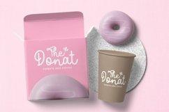 Web Font Cream Raisin Font Product Image 2