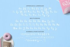 Web Font Cream Raisin Font Product Image 5