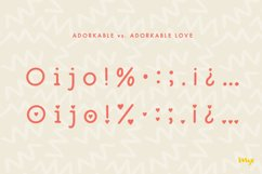 Adorkable - A Simply Adorkable Handwritten Font Product Image 3